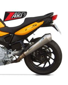 BMW F 800 S-ST ZARD CONICAL EXHAUST STEEL RC